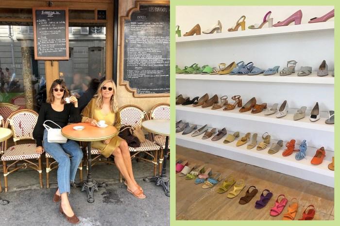 偷翻法國女人的鞋櫃,擁有這 8 雙經典不過時的款式便足夠!