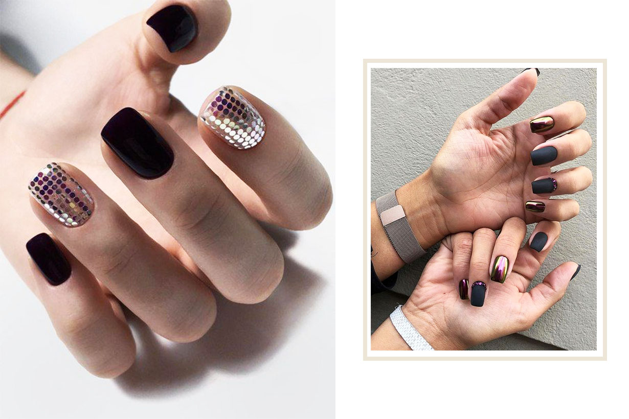 8 trending winter nail colors
