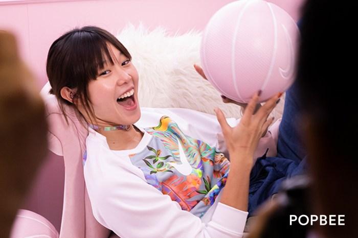 POPBEE PLAYGROUND x NIKE 活動回顧
