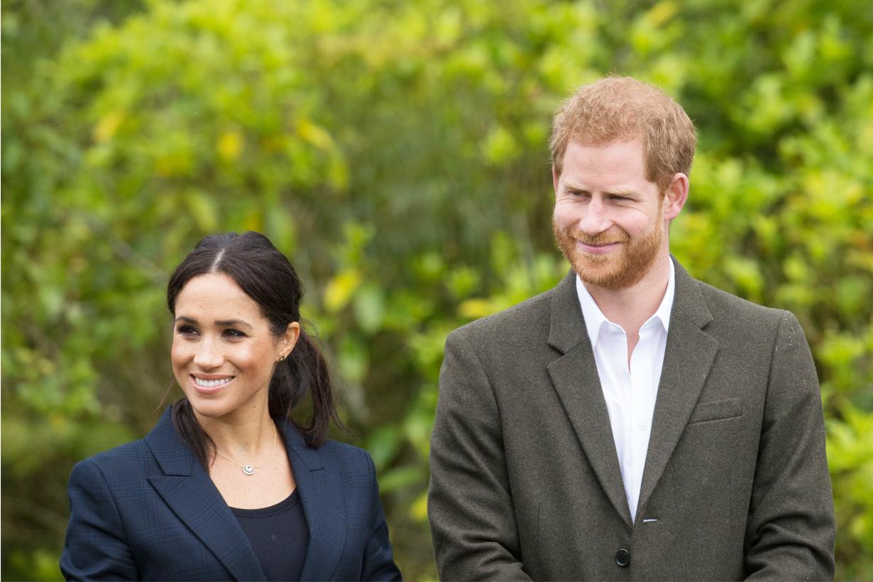 Prince Harry Meghan Markle Prince William Prince Charles 70th birthday documentary turn off lights OCD British Royal Family