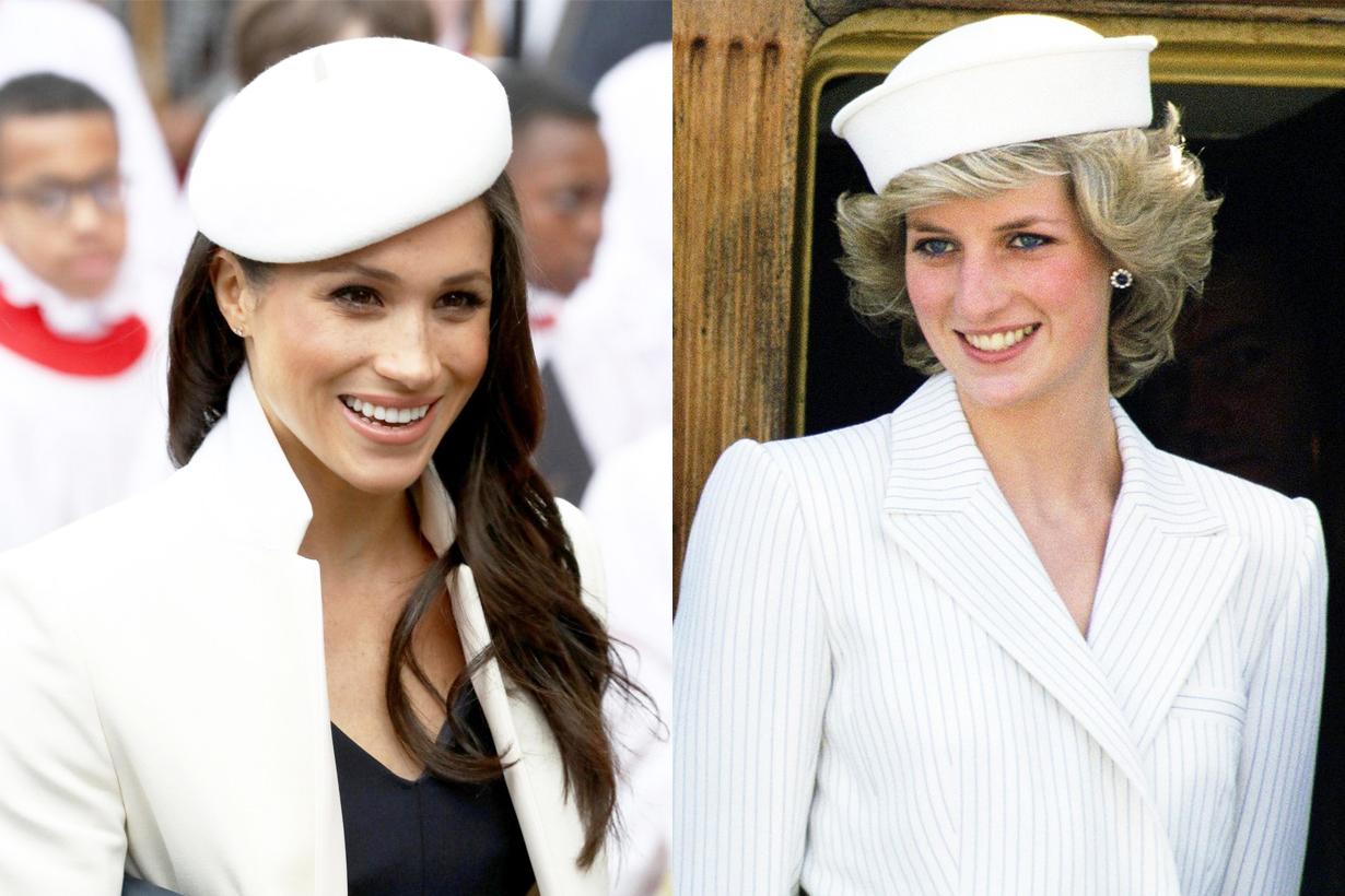 Meghan Markle Princess Diana Prince Harry Royal staff Duchess of sussex Royal photographer Mark Stewart British Royal family