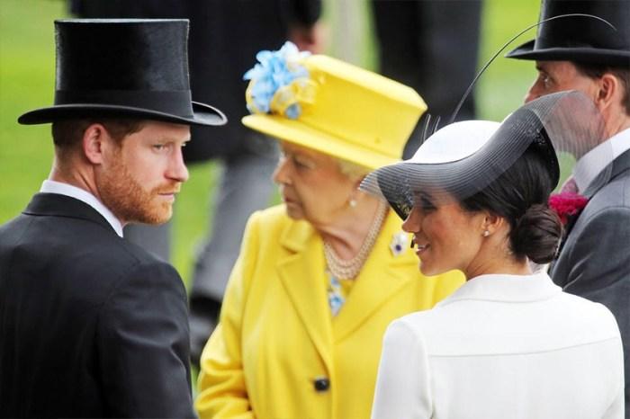 梅根是個「難搞的人」?原來英女皇曾警告哈利王子「別縱容」