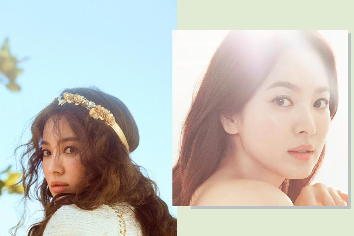 Song Hye Kyo Plastic surgery nose gongnam  korean girls korean idols korean actress