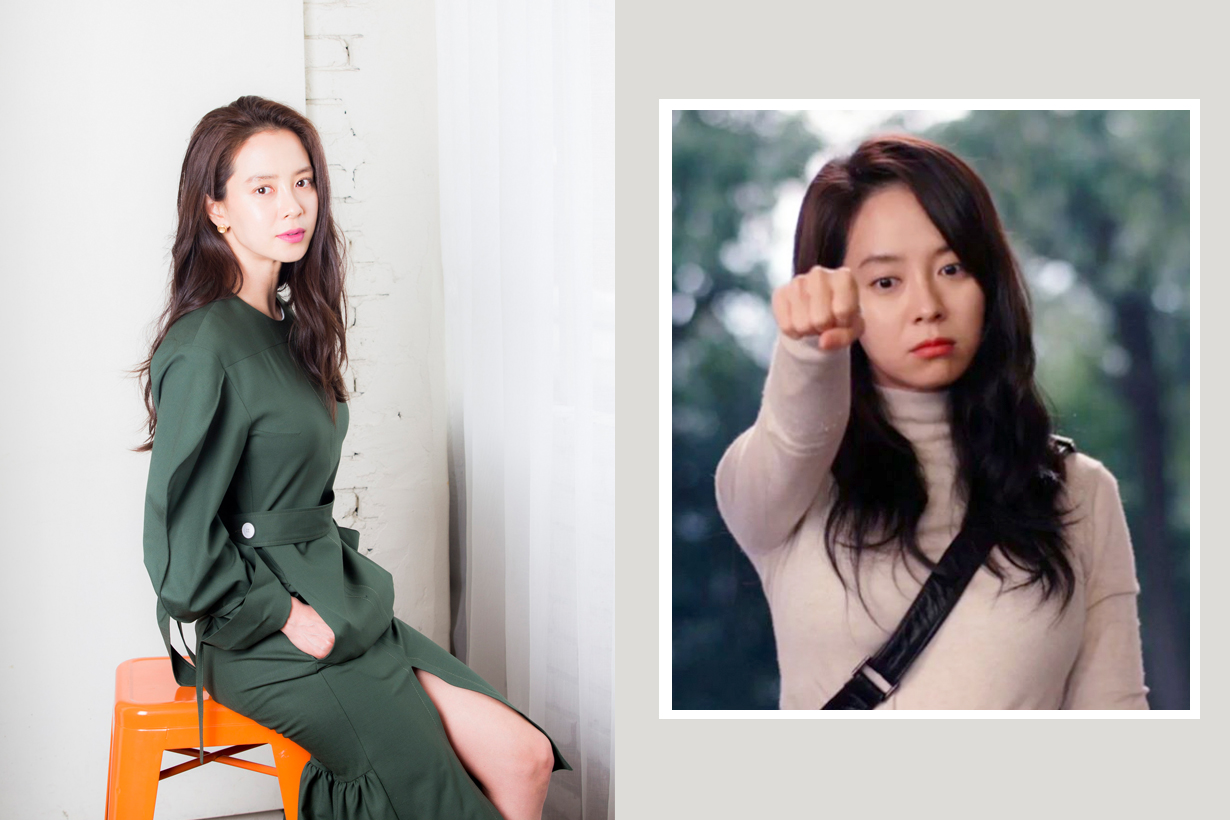 Song Ji Hyo Unstoppable Ma Dong Seok Korean Actor Actress Korean Movie cooperation