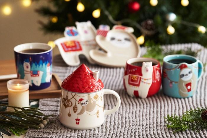 HoHoHo! 萬聖節後,Starbucks 與你一齊迎來聖誕節!
