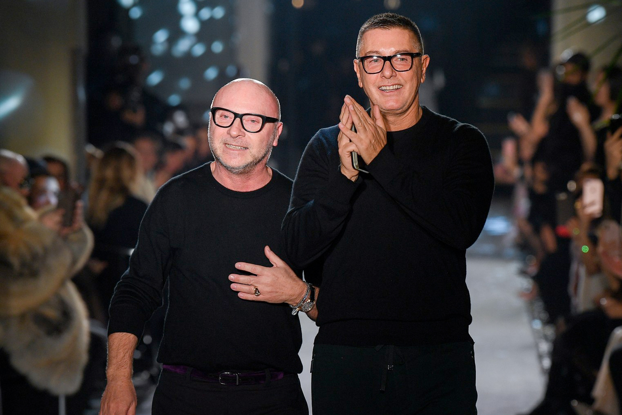 Dolce&gabbana china racist stefano controversy cancel show