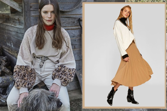 等等!Zara 姊妹品牌的設計,何時變得那麼漂亮?