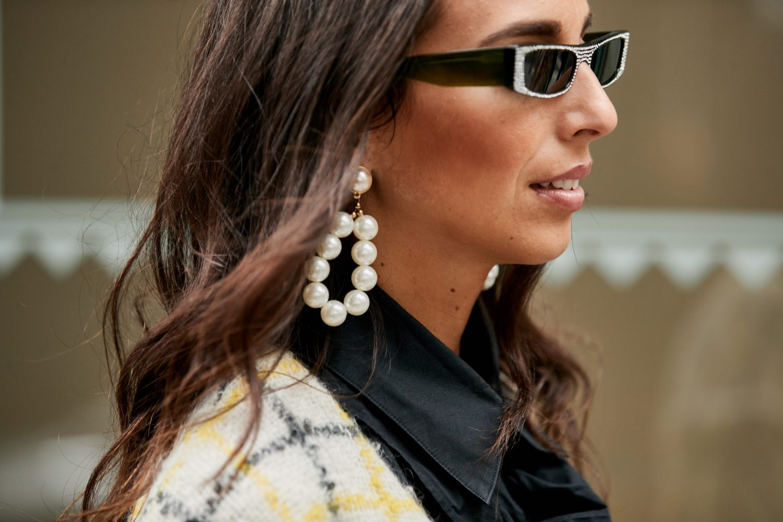 Pearl Pendants Earring Trend