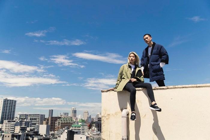 時尚地保暖!The North Face 推出了充滿城市感的系列