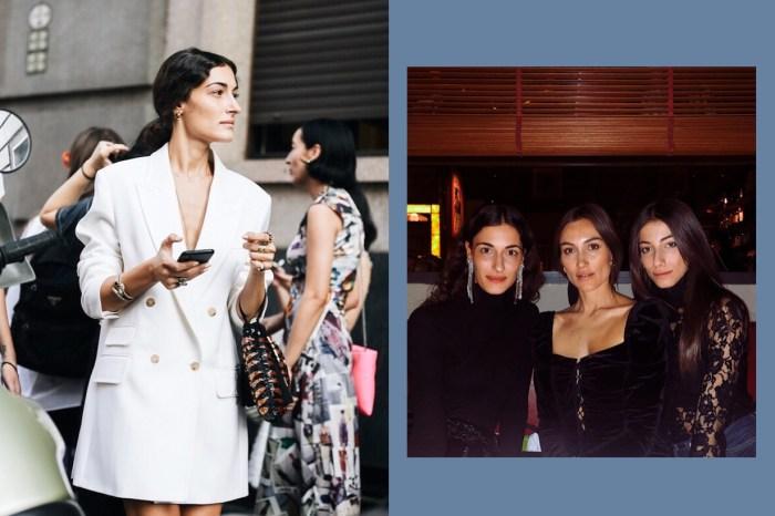 你也嚮往義大利女人的優雅不羈嗎?那一定要認識血液裡滿時尚基因的 Tordini 三姐妹!