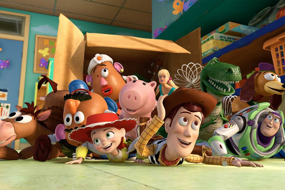 Keanu Reeves Joins Toy Story 4 as new toy