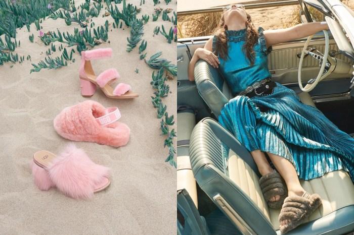 UGG 最賣的商品不是雪靴?這雙「毛毛拖鞋」悄悄佔據了 IG 版面!