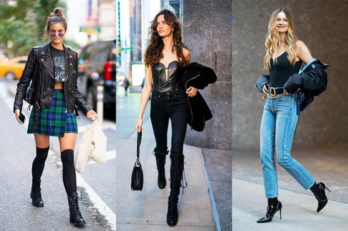 無敵大長腿都是這樣穿出來的:Victoria's Secret 天使最愛的鞋款原來是這個!