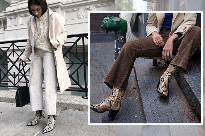 歐美潮人會搶買這些 Zara 靴!配合最強穿搭術,簡直物超所值