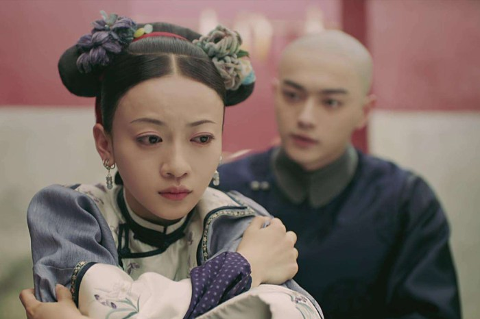 《延禧攻略》將日本放送!被改成「超長劇名」,網民笑指像動漫一樣!