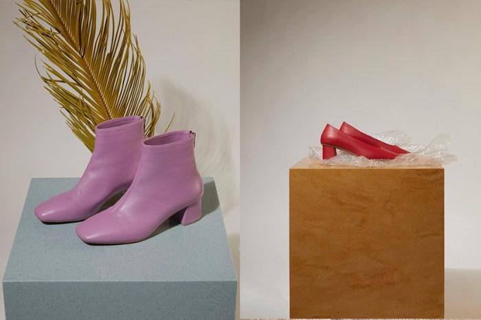 「不完美,是我們的理念」:目光停留在這低調典雅的色彩中,認識這個小眾極簡手工鞋履品牌!