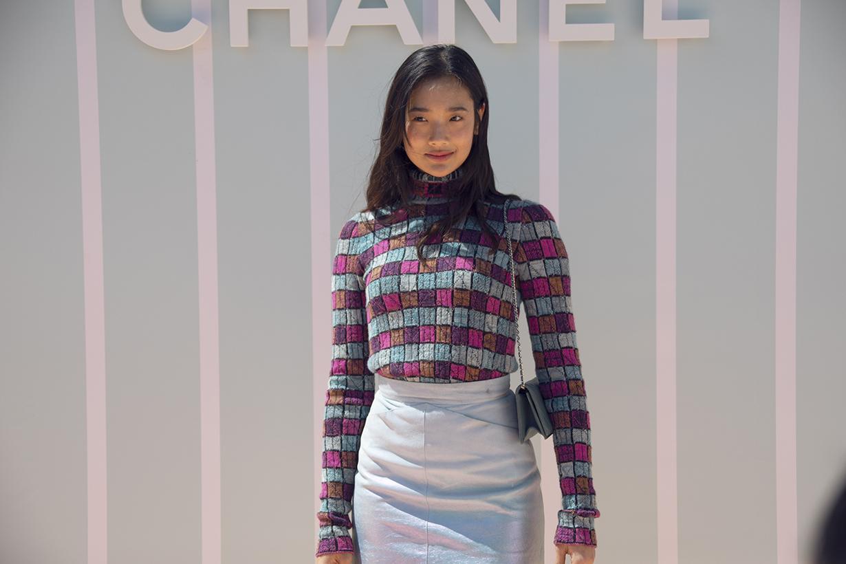 Chanel Sabia Style Chutimon Jamy James Kaew Jarinya Interview