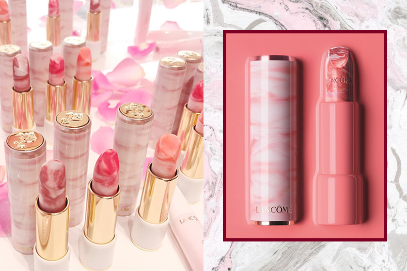 LANCOME Marble Lipstick Publish 2018