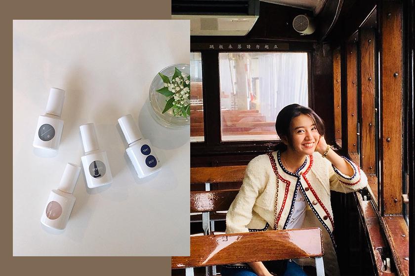 Japanese Nail Brand uka Koki wear