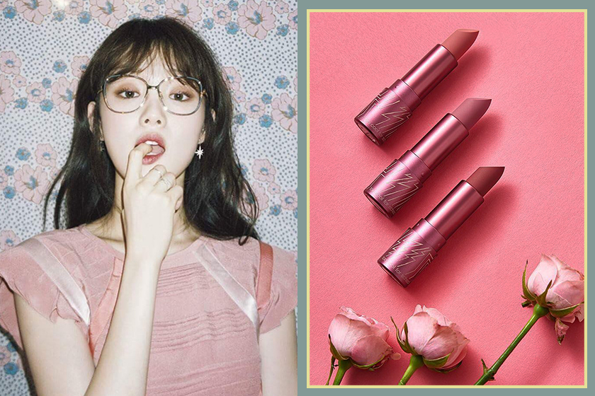 too cool for school MLBB Lipstick Rose Color