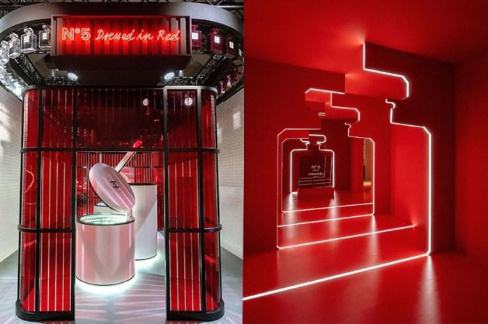 以代表香奈兒女士紅色為靈感:一窺 Chanel 夢幻實驗室中的產品秘密!