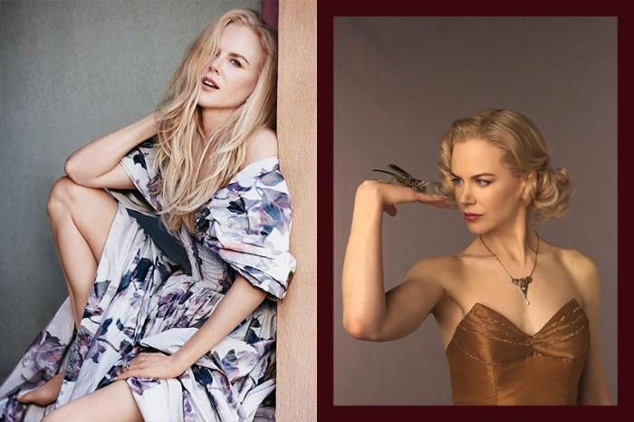 性感不輸 Amber Heard:51 歲 Nicole Kidman 原來有這幾個保養秘訣!