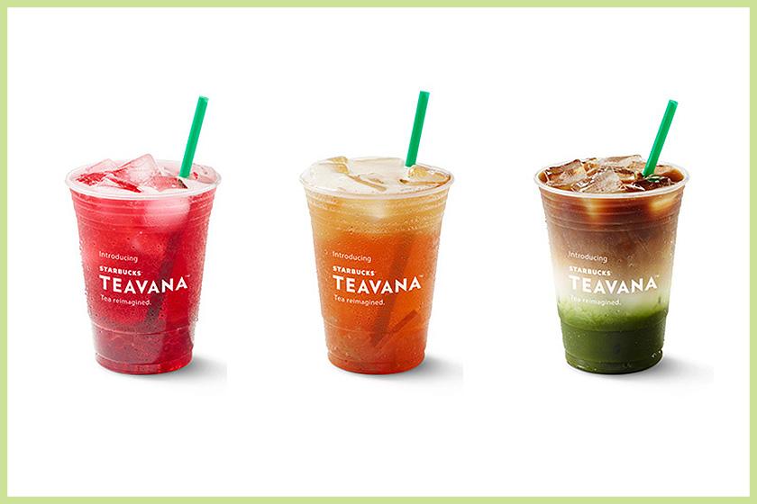 Starbucks TEA TEAVANA Instagram food Pop-up store