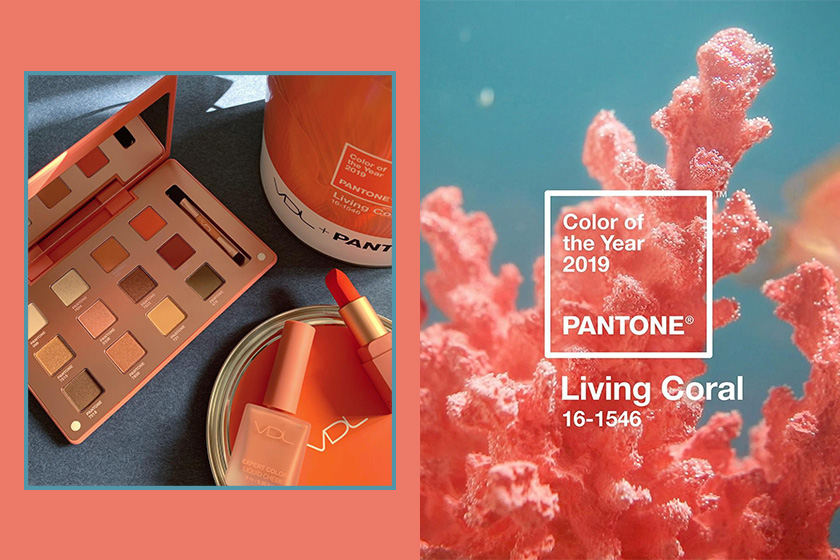 VDL Pantone Color of The Year 2019 Living Coral