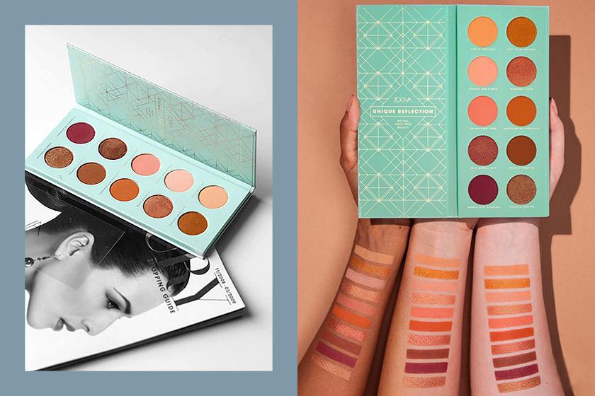 new Eye Shadow Palette Zoeva cosmetics Make Up