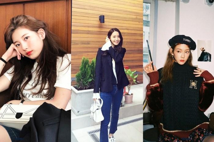 允兒、太妍、秀智也躋身不了頭 10 名!「韓國福布斯名人榜」出爐!