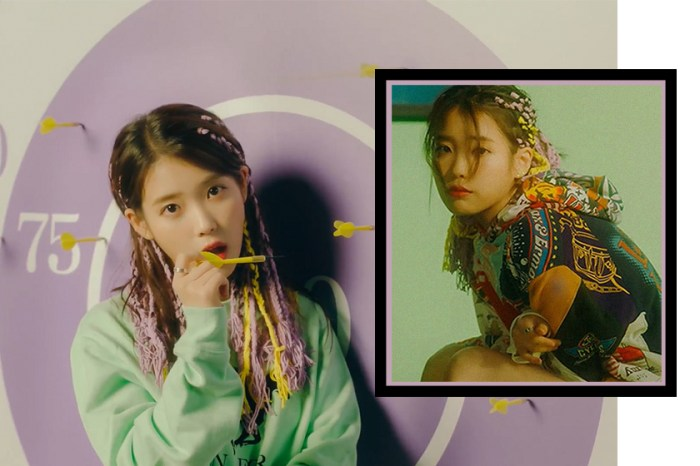IU 在 MV 中備受矚目的髮型:想換個風格你可以試看看女孩版的「辮子造型」