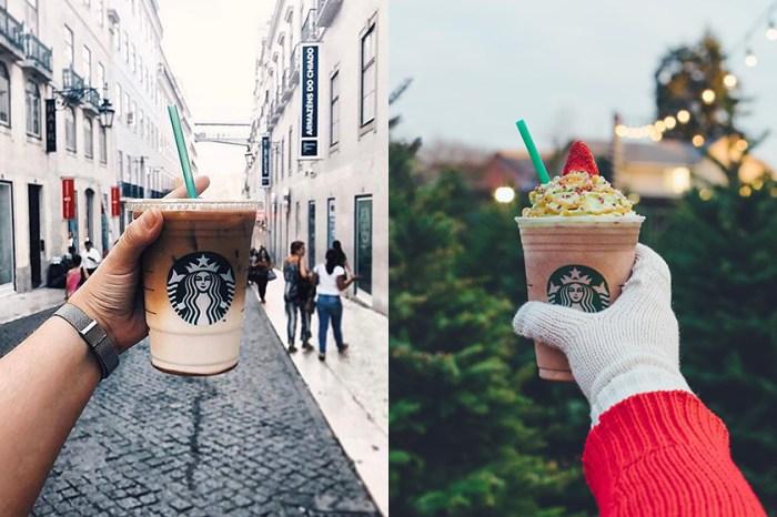 來自 Starbucks 的聖誕驚喜:年末最後一個月份,每天都請你喝一杯咖啡!