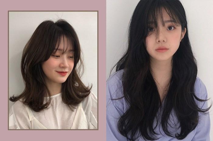 韓國造型師不藏私分享「小臉瀏海」 秘訣,簡單幾分鐘就可以自己完成!