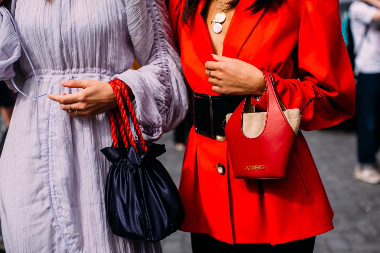 2019 Handbag trends small mini bags 2019 spring summer loewe coach acne studios burberry must have items
