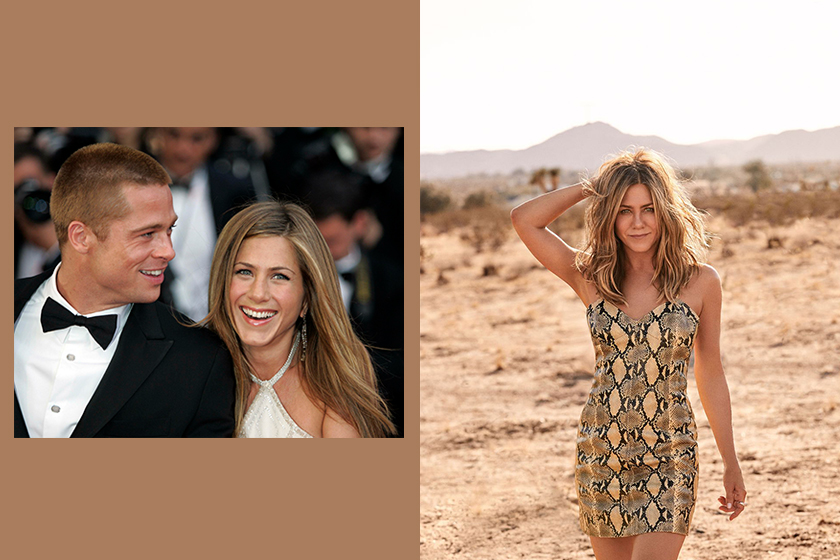 the reason why Jennifer Aniston said her marriage is very successful