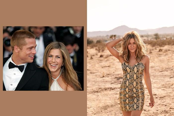 談兩段觸礁感情!Jennifer Aniston:「婚姻的成功與否,並非由能不能一起走到最後來定義。」