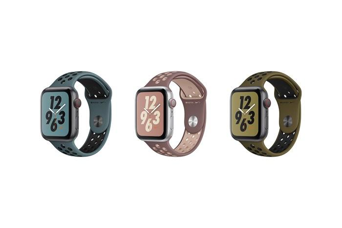 最時尚的智能手錶:Apple Watch Nike+ 推出了很多吸睛的錶帶!