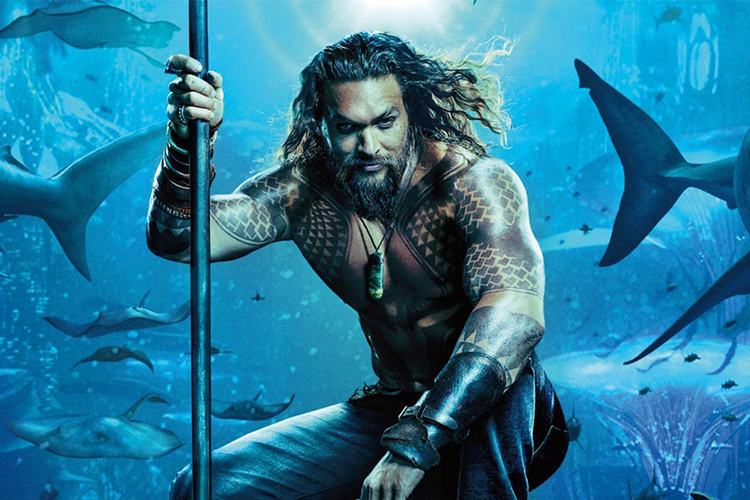 Aquaman Jason Momoa look a like hong kong actor Tsui Kam Kong Elvis