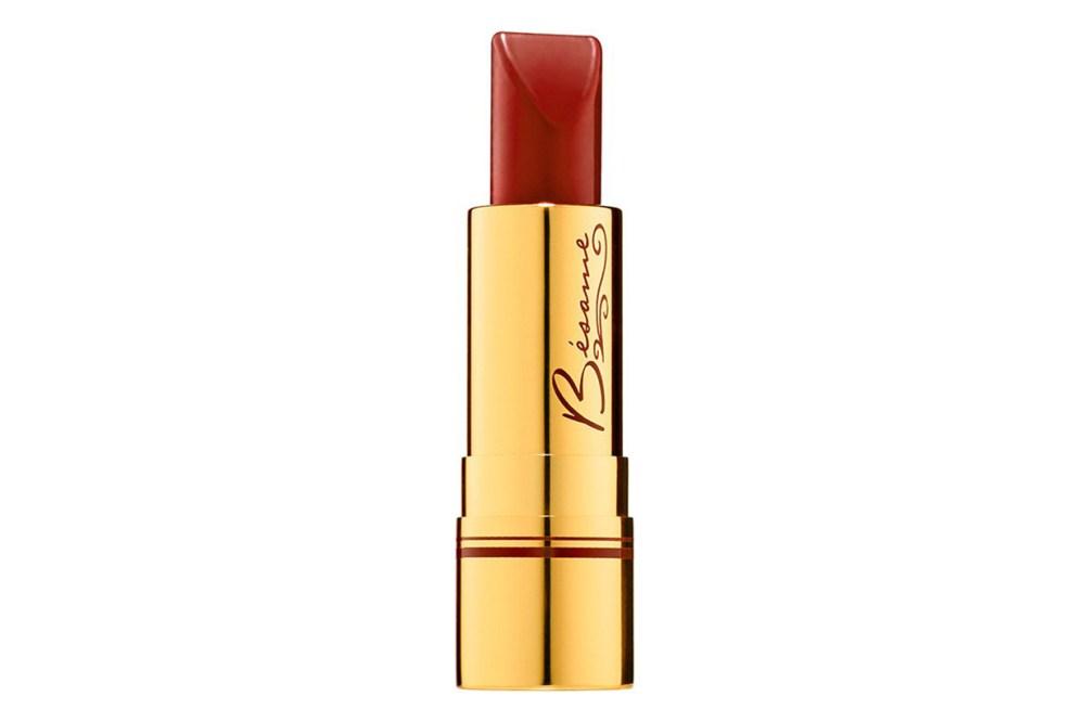 Bésame Cosmetics Classic Color Lipstick in 1946 Red Velvet