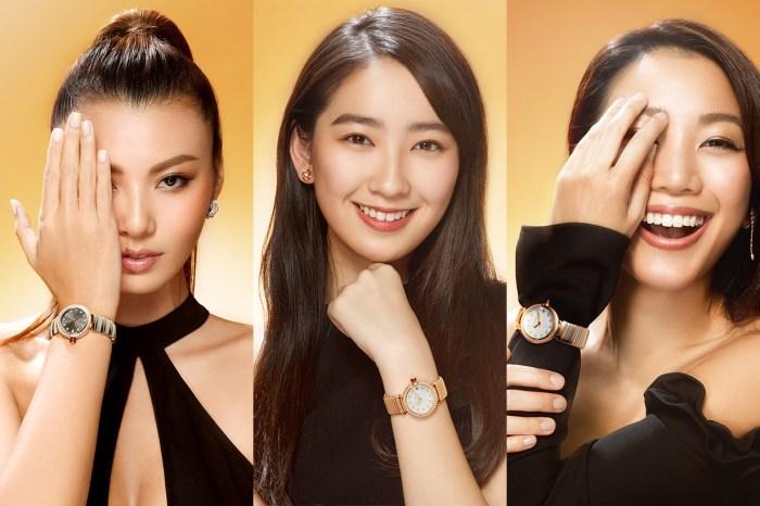 3 位「星二代」擋不住的獨特光芒!BVLGARI 全新 LVCEA 系列,盡顯女性時尚魅力