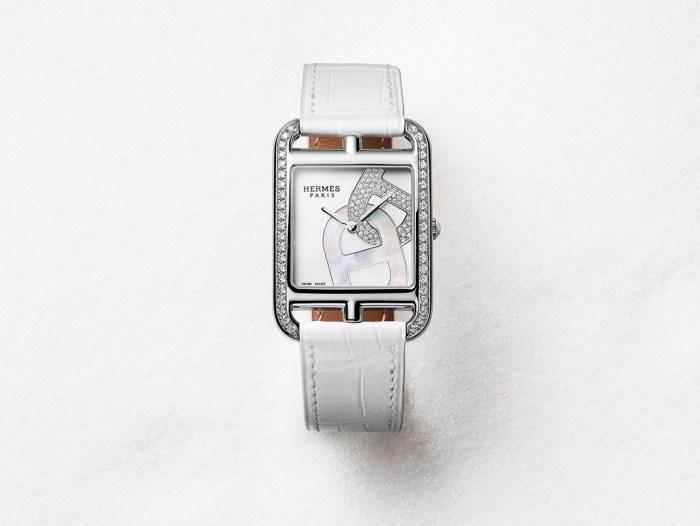 Hermès 將於 SIHH 2019 推出 Cape Cod 系列腕錶,集貴氣與優雅於一身!