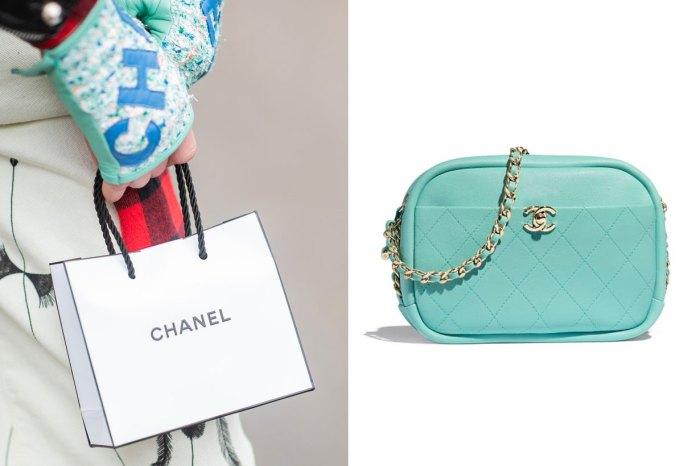 承認吧,恨要這個 Chanel 小手袋作為聖誕禮物!