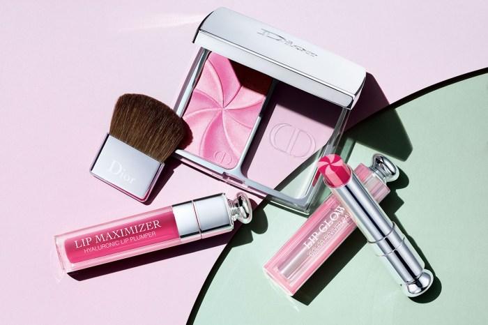 2019 年春季系列出爐,Dior 的牧杖糖唇膏正是話題度很高的美妝品!