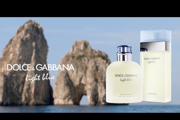 冬日的一抹蔚藍香氣:Dolce & Gabbana Light Blue 香氛組合延續迷人盛夏