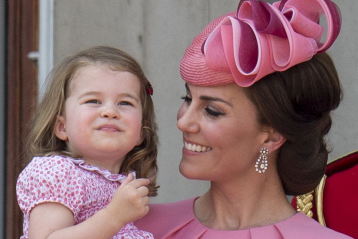 Kate Middleton's nickname for daughter Princess Charlotte revealed