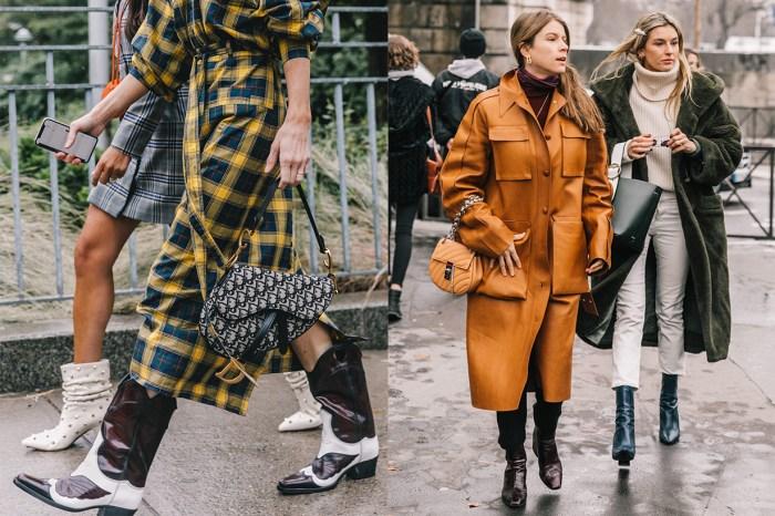 請收起顯瘦的及踝靴:這才是時髦女孩穿到 2019 年的新寵靴款!