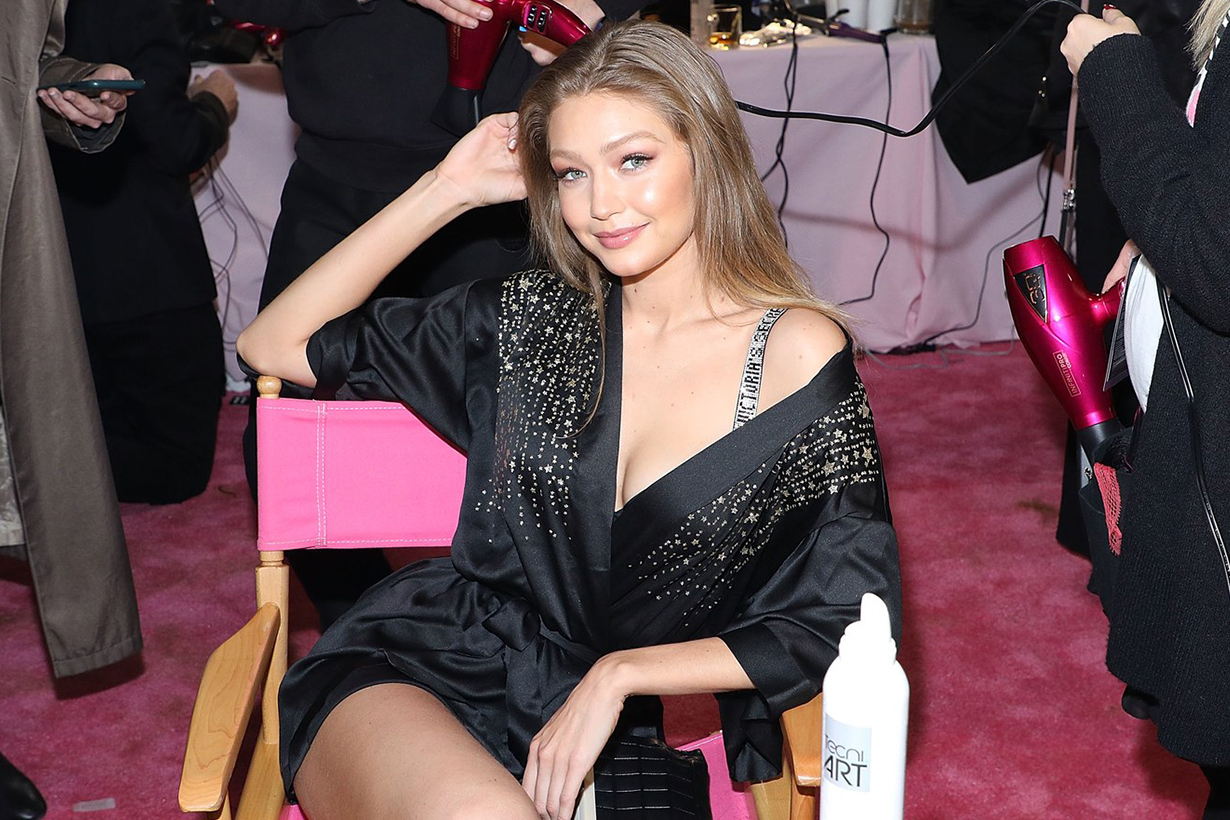 Gigi Hadid Is Afraid of Open Toilet Seats