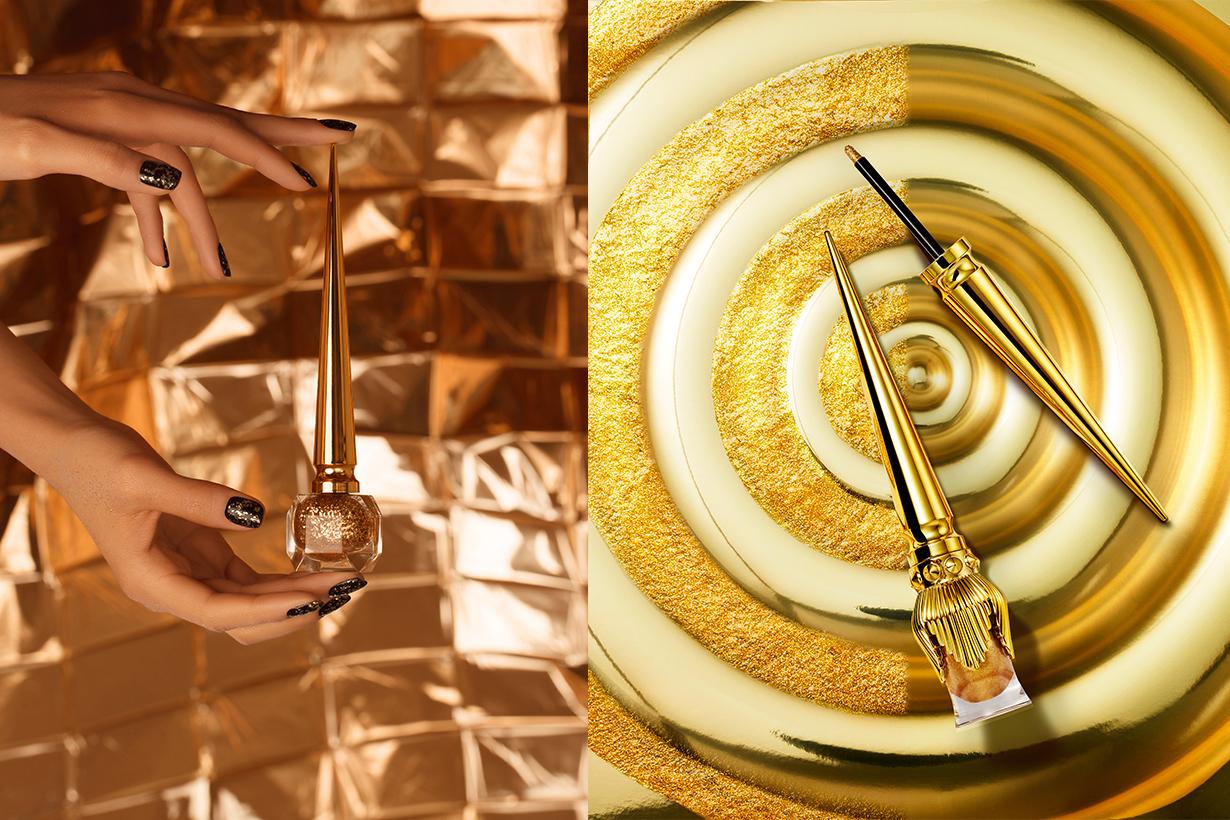 Christian Louboutin Goldomania collection