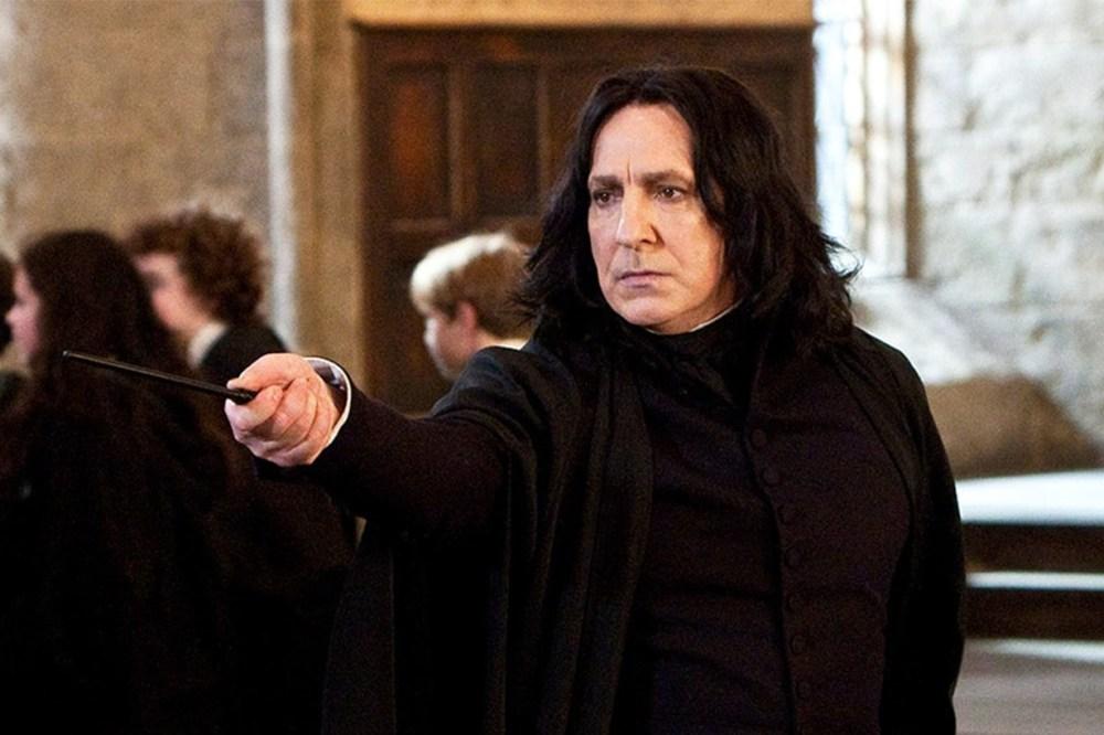 Snape Wand