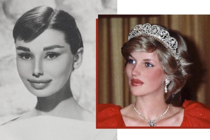 如果柯德莉·夏萍打 Botox ⋯⋯英藝術家把經典美人變成「整容樣」,探討美的標準